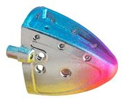 Jackpot Bait holder, Chrome colors 12-18cm (4,5-7'') bait size