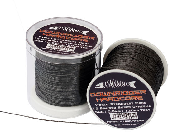 Downrigger dyneema